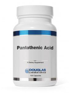 Vitamin B - 5 Panthothenic Acid